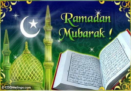 Marhaban Ya Ramadhan Mubarak
