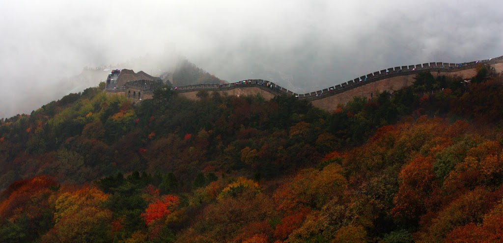 Great Wall of China Badaling