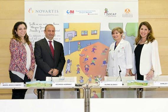 Campaña de información sobre el asma infantil en el Gregorio Marañón