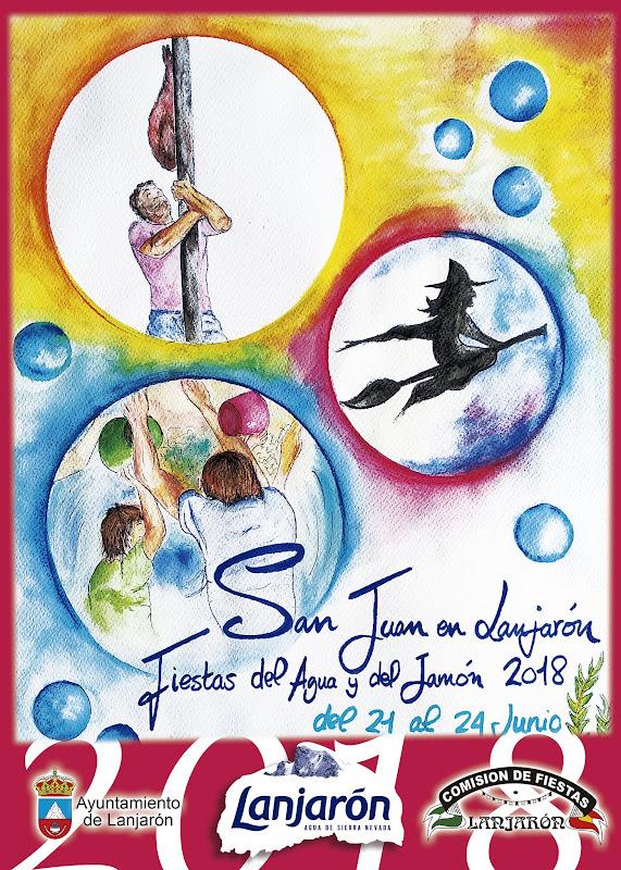 Fiestas de San Juan 2018. Noche de San Juan