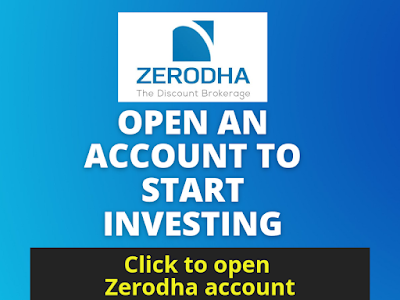 Zerodha account opening