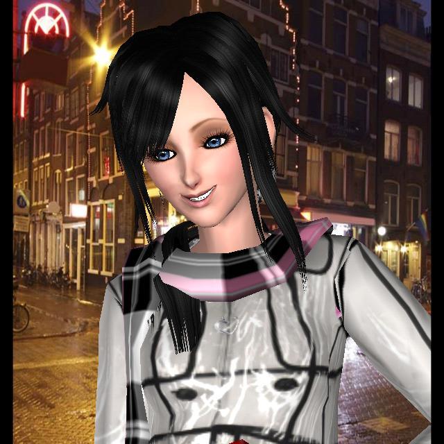 Style Me Girl Level 64 - Rainy Day - Jill