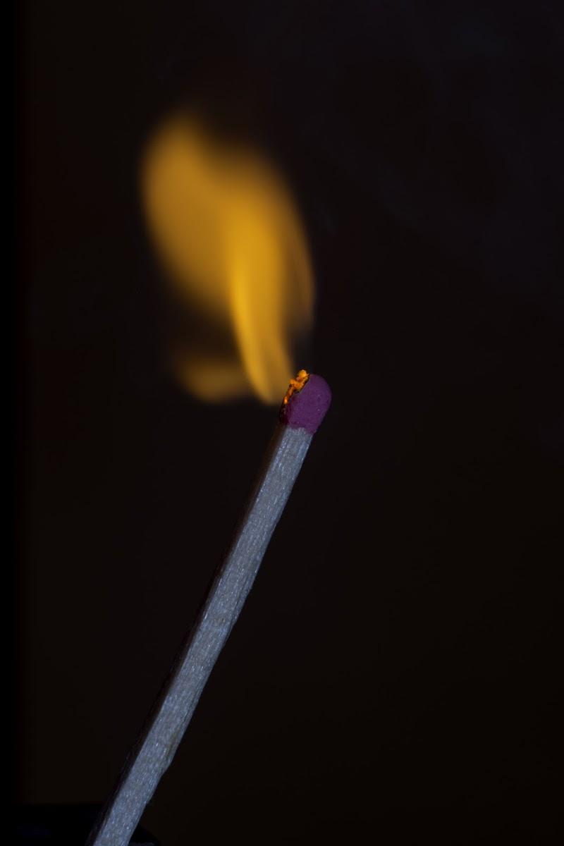 Bruciare... di claudioblc