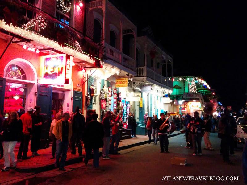 Рождество в Новом Орлеане