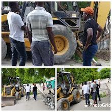 ZONA CAÑERA: Alcaldía del Palmar inicia construcción de desagüe en comunidad de Isabela.