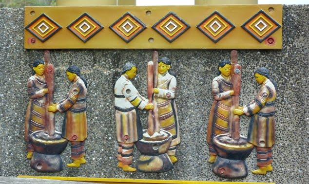 TAIWAN. Dans une region ou habitent les aborigenes de l ethnie Atayal - P1110656.JPG