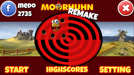 Moorhuhn screenshot 1