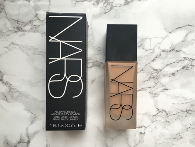 REVIEW – NARS ALL DAY LUMINOUS WEIGHTLESS FOUNDATION