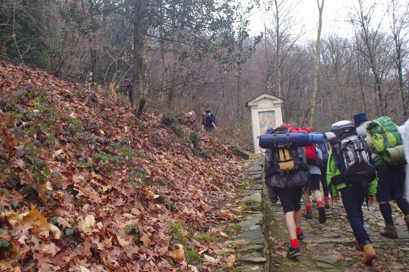Route Invernale - Clan Jonathan - Monte Mesma, 3-5.1.14 - IMGP0921.JPG