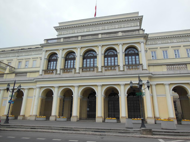 Ayuntamiento de Varsovia