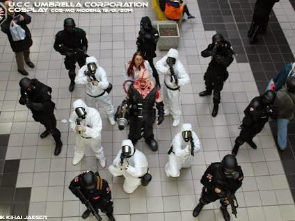 ucc umbrella corporation cosplay google