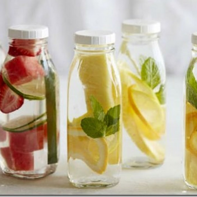 Infusiones mágicas, aguas mágicas