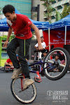 Wimcycle: Indonesian BMX Open Series 2009, Round 1 Freestyle - May 31st, 2009 // Bundaran HI - Jakarta