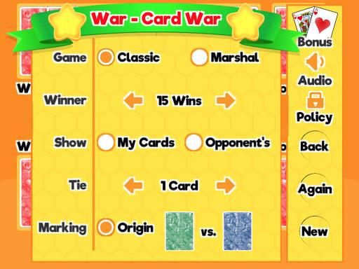 War - Card War 2.7 screenshots 8