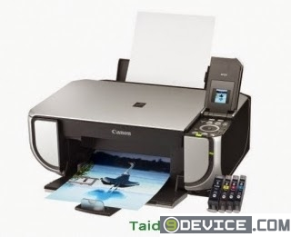 pic 1 - ways to down load Canon PIXMA MP558 lazer printer driver