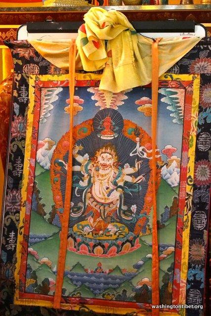 HH Sakya Trizins Mahakala Initiation at Sakya Monastery - 27-cc%2BP5070137%2BB72.JPG