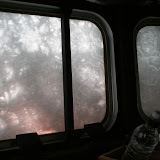 12 June 2011 - Who put the lights out?! Blind navigation on ALB during exercise in rough weather (southerly force 7, gusting 8, heavy rain, 4.5m seas). (Photo credit: Rob Inett)