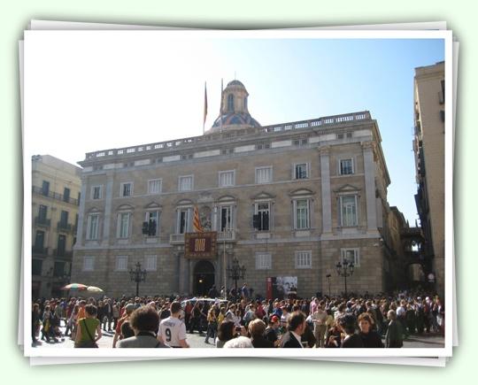 Palau de la Generalitat de Dalt