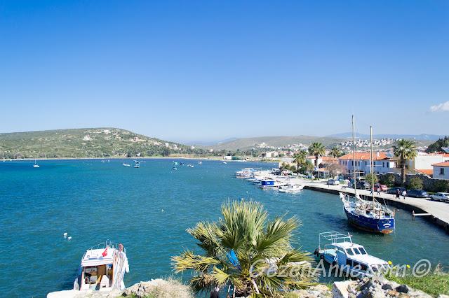 Sığacık sahili, Seferihisar İzmir