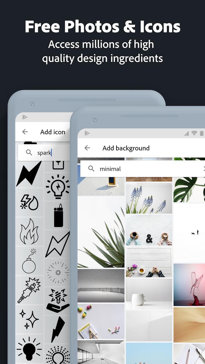 Adobe Spark Post: Graphic design made easy Screenshot 7