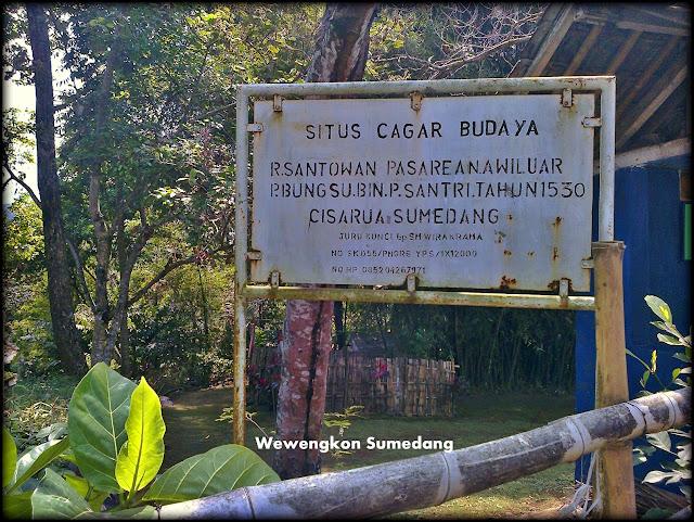 Situs Raden Santowan Awiluar