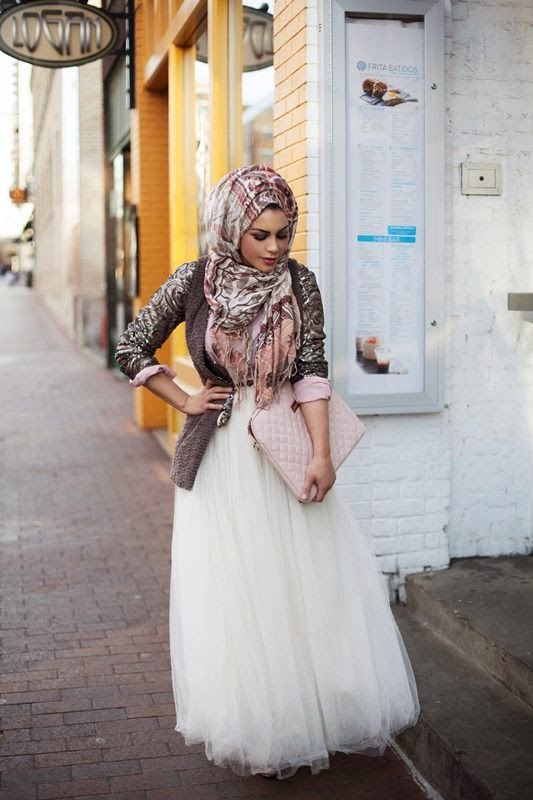 Modern Trends In Hijab Fashion 2016 Styles 7