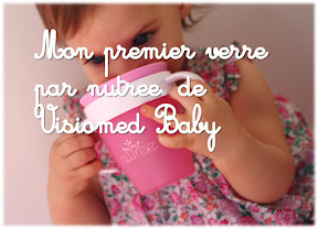 bébé premier verre d'apprentissage Nutree® Visiomed Baby