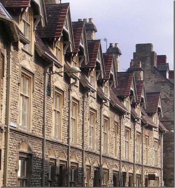 Cirencester roofline