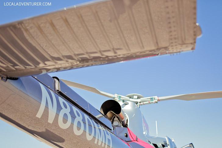 Maverick Helicopters Las Vegas.