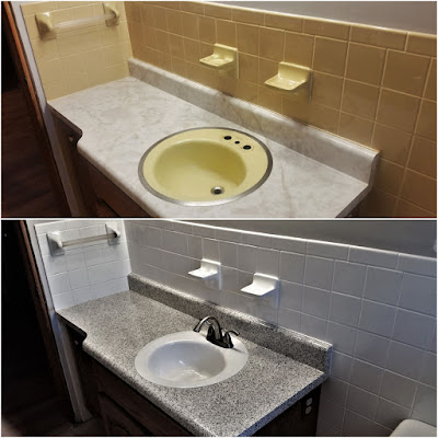 Bathtub Refinishing, Sink Refinishing 11