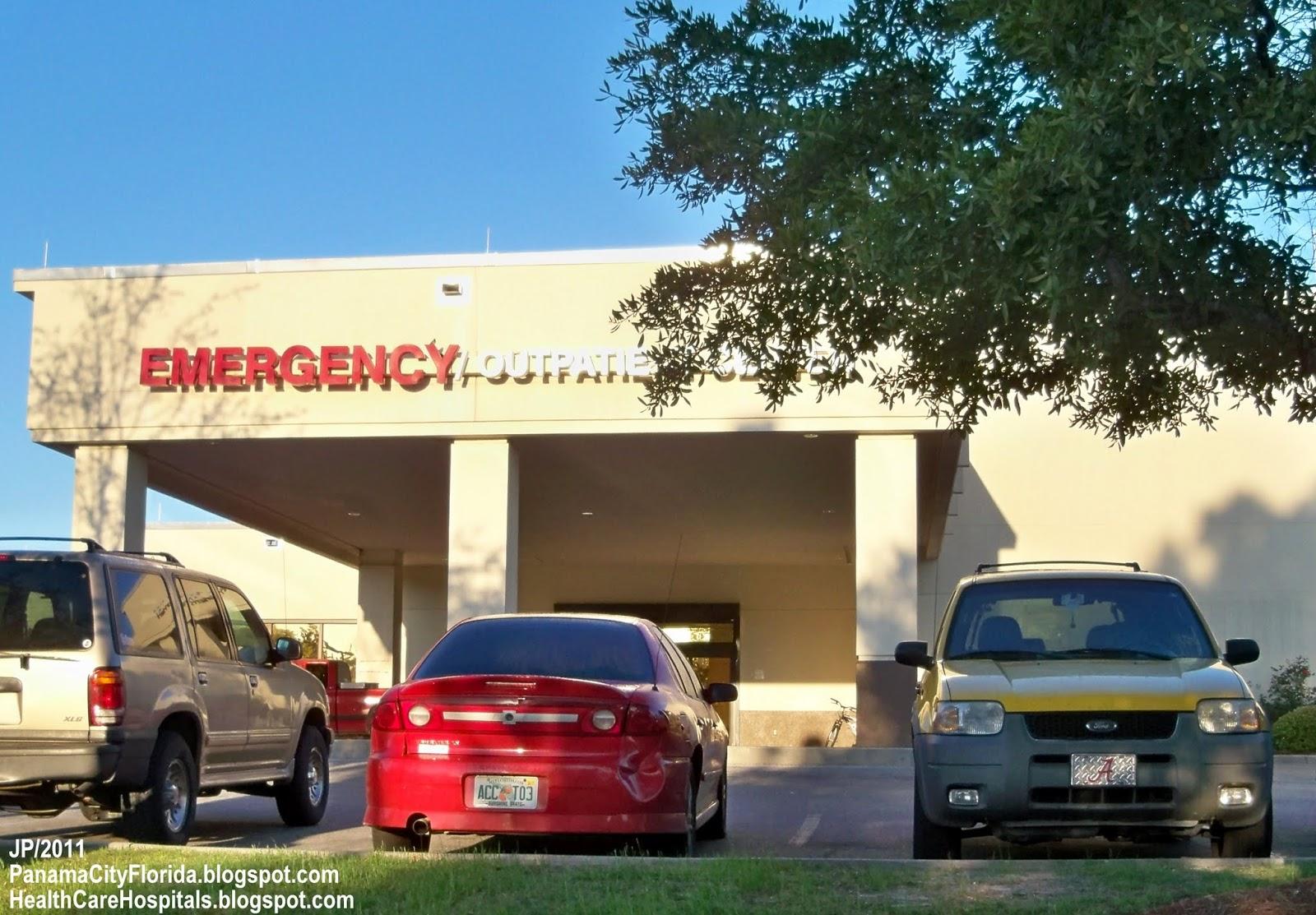 Gulf Coast Medical Center Emergency Room