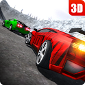 Real City Speed Racing 3D icon