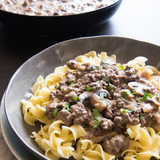 Ground Beef Stroganoff With Cream Cheese Recipes.