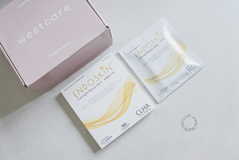 Endoskin Overnight Beauty Patch