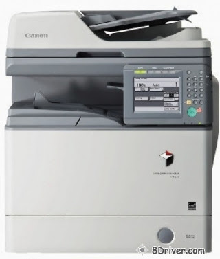 download Canon iR1730i printer's driver