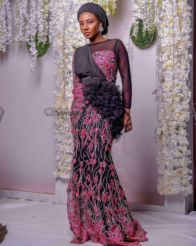 African Traditional Wedding Guests Dresses Styles