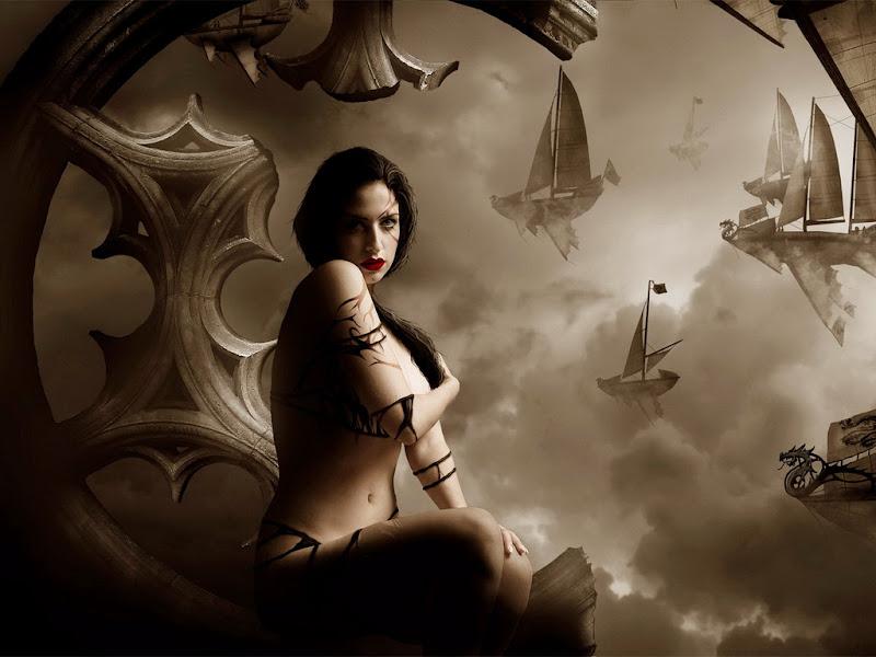 Fling Ships Girl, Magic Beauties 2