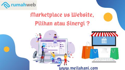 Menjaring Peluang Bisnis via Website dan Marketplace, Manakah yang Lebih Menjanjikan?