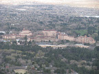 Broadmoor from the top