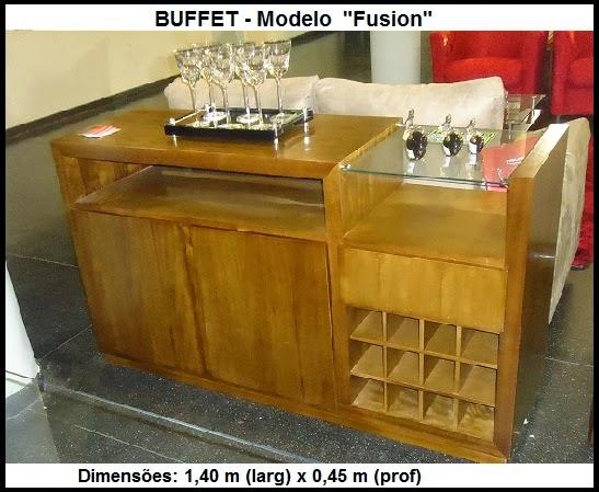 buffet com adega