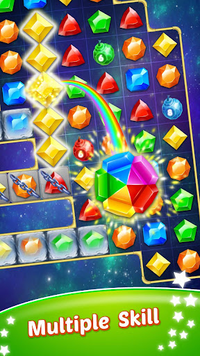 Diamond & Gems: Puzzle Blast 1.2 screenshots 1
