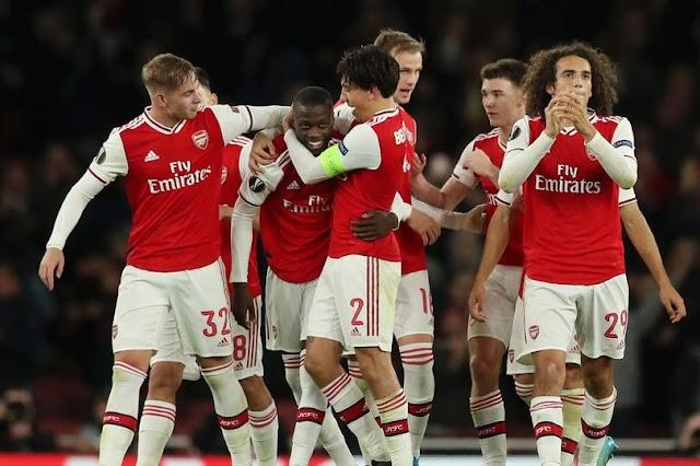 UPDATES: Legends heaped praise on outstanding Pepe, Van Persie slams Unai Emery, Bellerin warns teammates