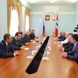 Подписано соглашение о сотрудничестве между Правительством Омской области и Межрегиональной обществе