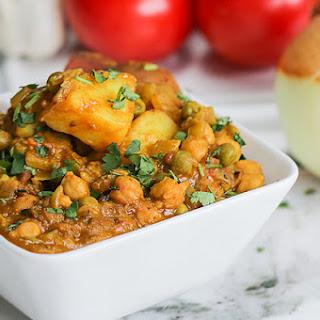 Simple Veggie Curry Recipe