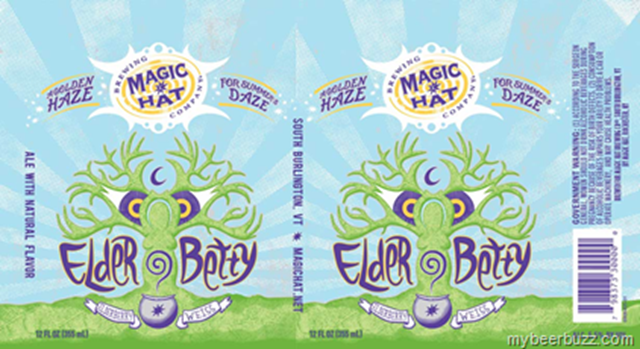 Mybeerbuzz .com Highlights Magic Hat Elder Betty