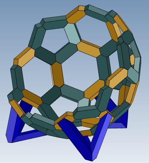 Skeleton Sphere Chair