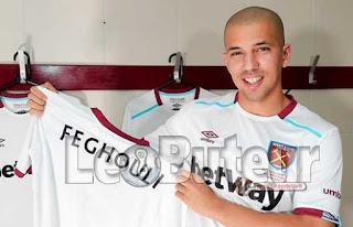 Feghouli: «Heureux de rejoindre ce grand club»