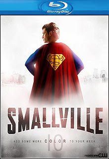 Download - Smallville – 10ª Temporada Completa BluRay 720p Dual Áudio