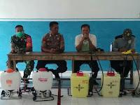 Tiga Pilar Desa Majapabit Kecamatan Pasimarannu Bentuk Tim Pencegahan Covid-19
