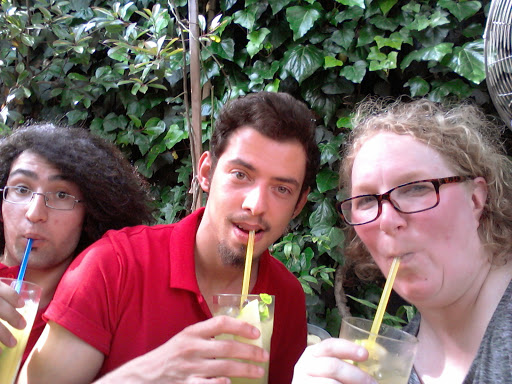 fresh lemonade in Istanbul